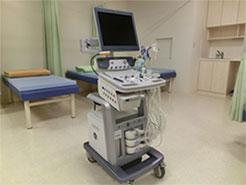 超音波検査装置(エコー)イメージ