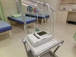 心電図検査イメージ