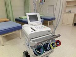血管年齢検査イメージ