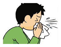花粉症の三大症状 ~目と鼻の場合~